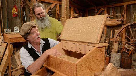 carved oak desk box  woodwrights shop