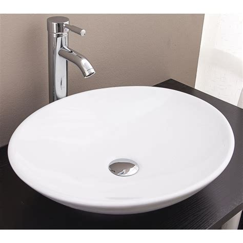 Oval Vanity Basin by Above Counter Bathroom Vanity Oval Ceramic Basin Buy