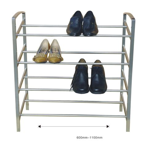 Upright Shoe Rack by Free Standing Shoe Rack Simply Wardrobes