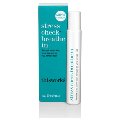 Stress Check Breathe In this works stress check breathe in 8ml free shipping