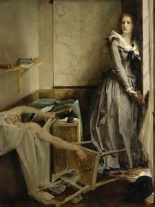 corday and the bathtub assassination of jean