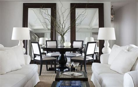 floor mirrors in the dining room dining room pinterest