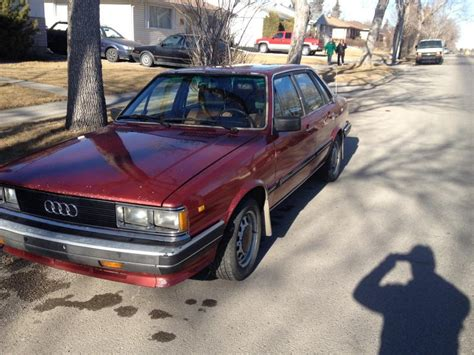 Audi Diesel Forum by Audi Other 1983 Audi 4000s Turbo Diesel Automatic