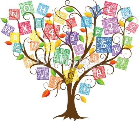 art design qualifications education tree vector art thinkstock