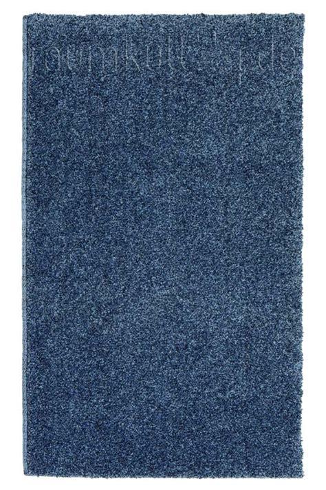 kurzflor teppich blau marke astra kurzflor teppich samoa uni design blau