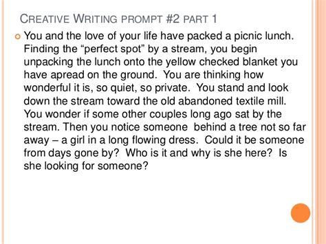 creative essay writing topics creative writing prompts