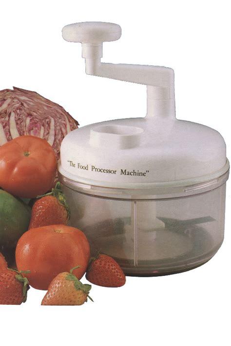 Chopperblender Manual manual food processor