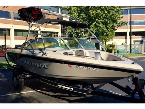 wakeboard boats for sale washington state 2007 moomba outback powerboat for sale in washington