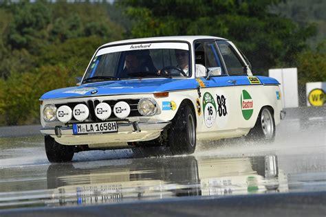 bmw rally special report hamburg berlin classic rallye 2016 with
