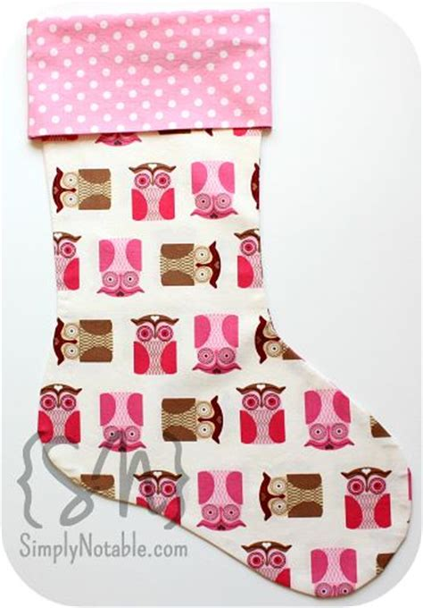 sewing pattern for christmas stocking christmas stocking sewing pattern so much to sew pinterest