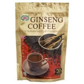 Cni Ginseng Coffee 20 Sachets instant ginseng coffee 400g 20g x 20 sachets
