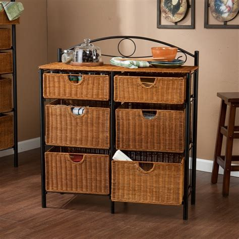 pier one bedroom ls iron wicker storage chest bernie phyl s furniture by