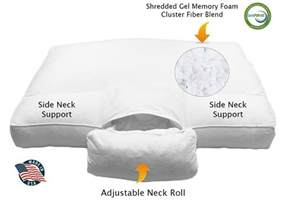 Sleep Number Bed Neck Problems Best Cervical Pillows For Neck Time To Up Free