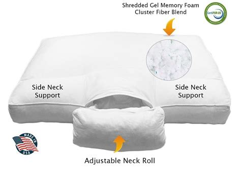 Best Neck Support Pillow Review by Best Cervical Pillows For Neck Time To Up Free