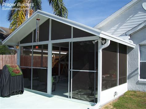 florida screen room screen room orlando florida prager builders sunroom pro