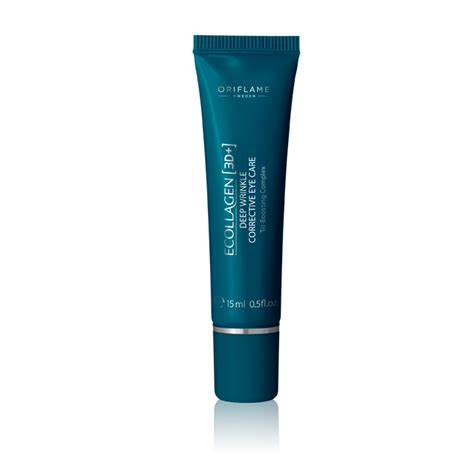 Ecollagen 3d Intensive Anti Wrinkle Treatment Mask Oriflame cosmetic square nigeria oriflame skin care