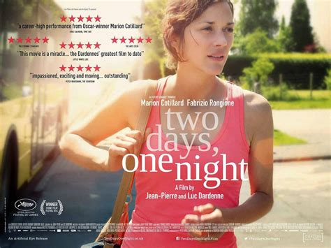 film one day two nights movie review ftn reviews two days one night
