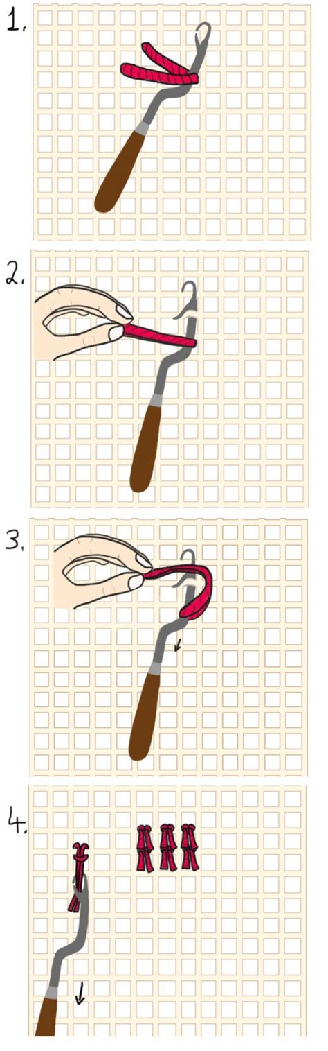 how to rug hook latch hook rug how to make your own rug tutorials projects roundup hubpages