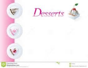 dessert menu templates pin by fcs and more on food truck trends