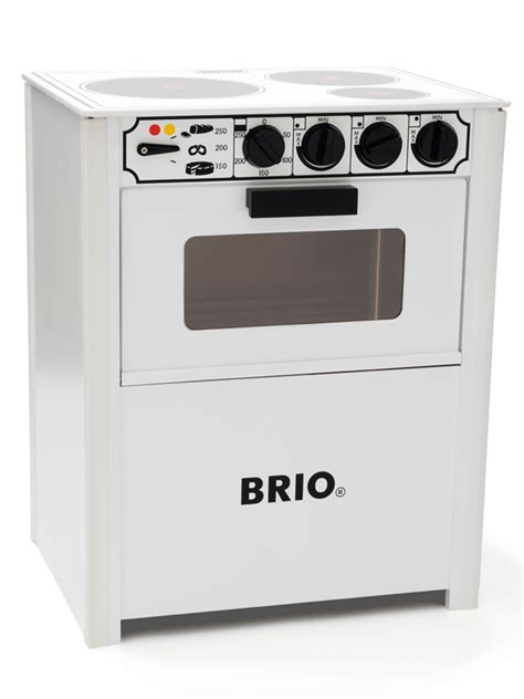 brio kitchen brio classic wooden play stove cooker kitchen toy for