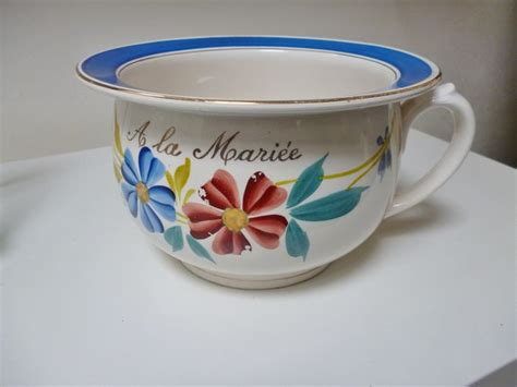 pot de chambre mariage pot de chambre 233 rotique cadeau de mariage