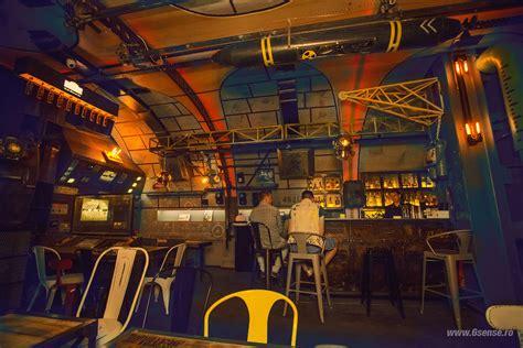 Idea Design Cluj | submarine pub 171 6th sense interiors design interior cluj