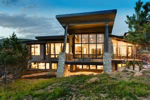 home design in utah a selection of michael upwall mountain modern homes summit sotheby s international realty
