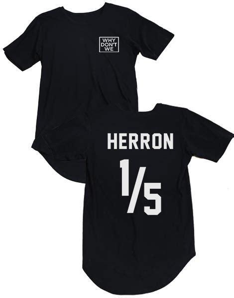 why don t we herron jersey merchmeet