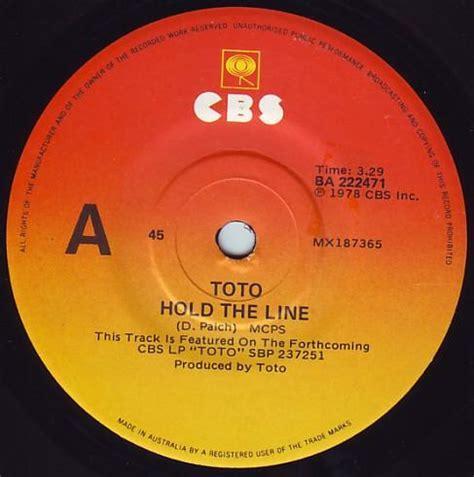hold the line testo toto 3525 musickr e testi canzoni