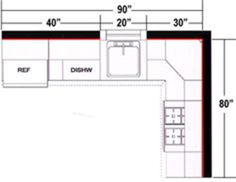 kitchen dimensions images kitchen layout