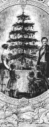 prince albert and the christmas tree the archives tree history