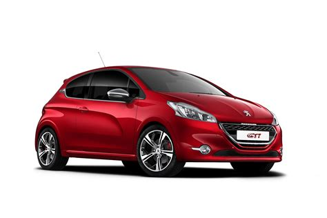first peugeot 2014 peugeot 208 gti first official pictures and details
