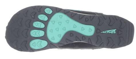 foot shaped running shoes altra s lone peak running shoe gray