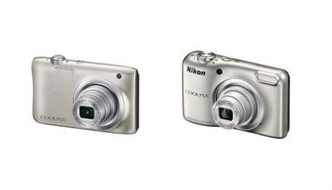 Kamera Nikon A100 nikon coolpix a100 i a10 kompaktni fotoaparati