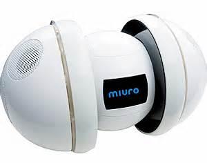 Miuro The Unpredictable Ipod Robot by Miuro Robot