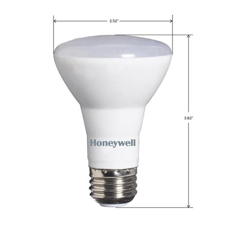 r20 led dimmable flood light bulbs honeywell r204527hb221 led flood lights 45w equivalent