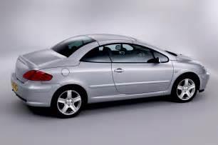 Peugeot Cc 307 Peugeot 307 Cc 2003 2004 2005 Autoevolution