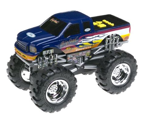 toy bigfoot monster truck global online store toys brands road rippers