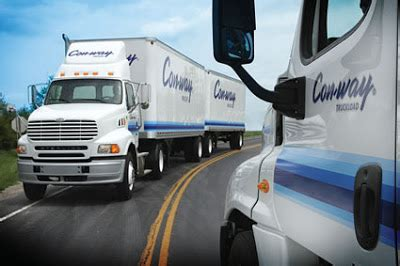 missouri con way trucking expanding in 10 u s states