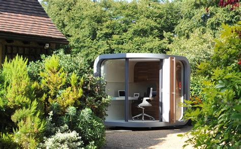 home office pods for creating effective working space