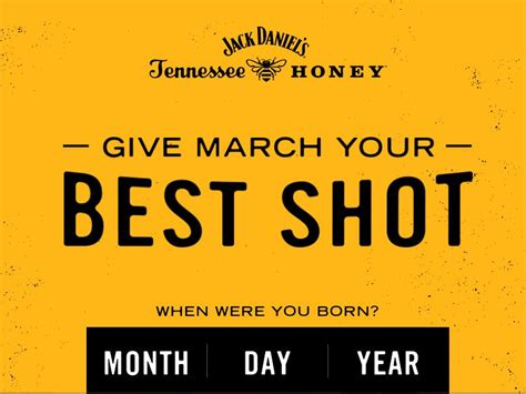 Tennessee Sweepstakes - the jack daniels tennessee quot honey hysteria quot sweepstakes