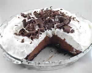 chocolate cream pie recipe dishmaps