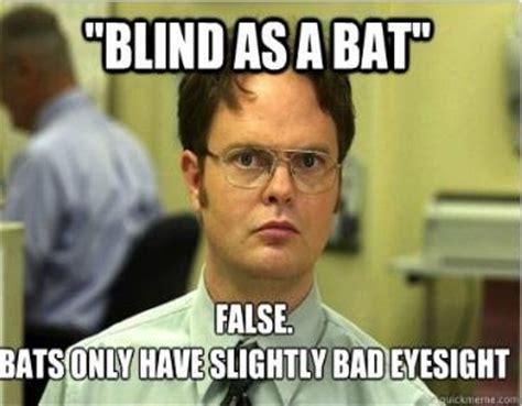 Blind Meme - i m blind as bat in romance riff raff discussion know
