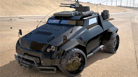 for vehicle the light assault recon vehicle larv michael boeni