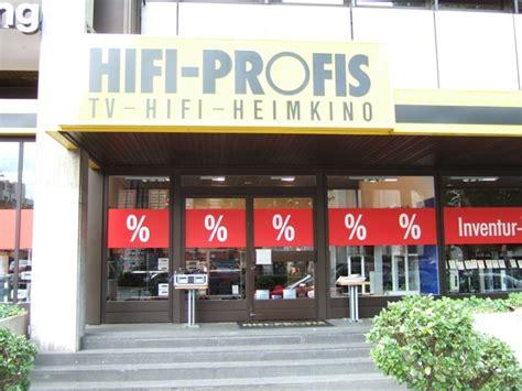 Schaufensterbeschriftung Mainz by Beschriftungen F 252 R Inventur Verkauf Der Hifi Profis
