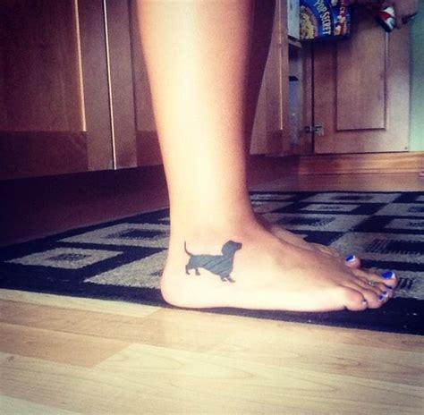 weiner dog tattoo the 23 coolest dachshund tattoo designs in the world