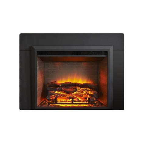 36 Electric Fireplace by Greatco Gallery Series Insert Electric Fireplace 36 Inch