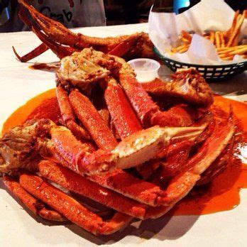 the boiling crab dallas tx united states snow crab legs with cajun fries dfw eats