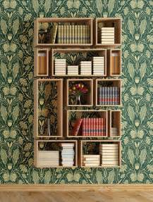 bookshelf made of books 25 best ideas about bookshelves on painted
