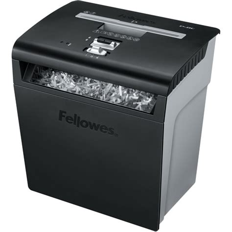 cross cut paper shredders fellowes p 8c cross cut paper shredder walmart com